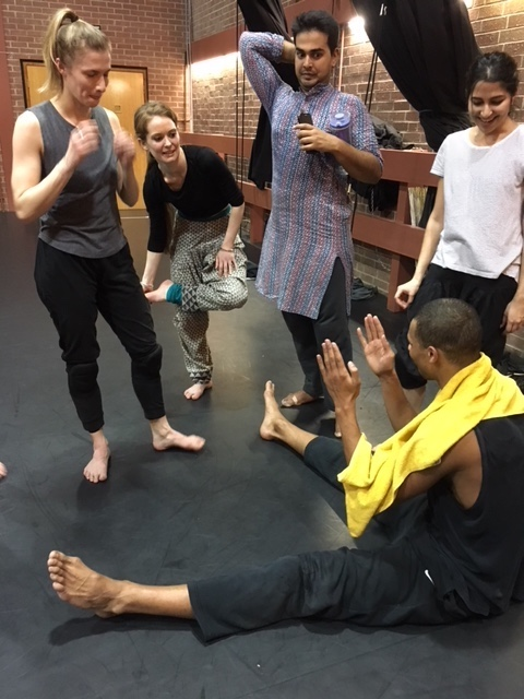 Dance Dialogues: exchanges