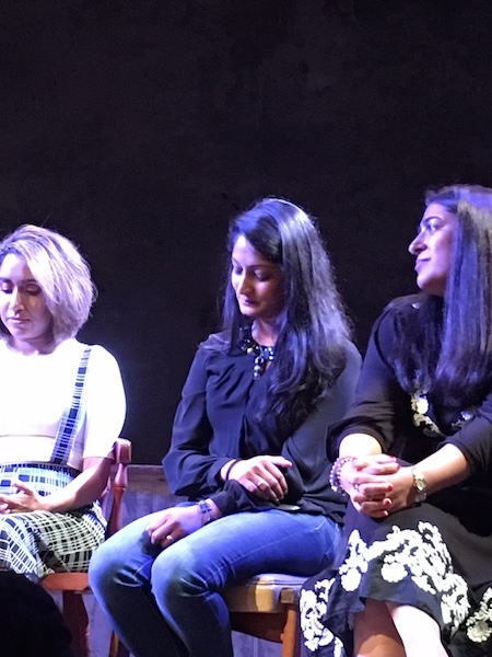 Swaati, Ambika Jois and Unnati Dasgupta
